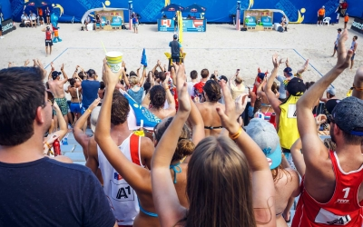 Sign-up for our beach volleyball newsletter!